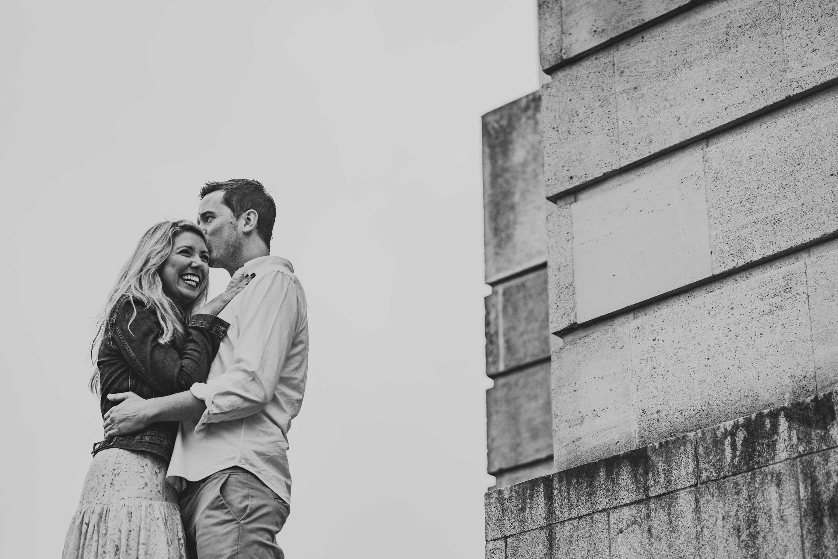 M Shed Engagement shoot