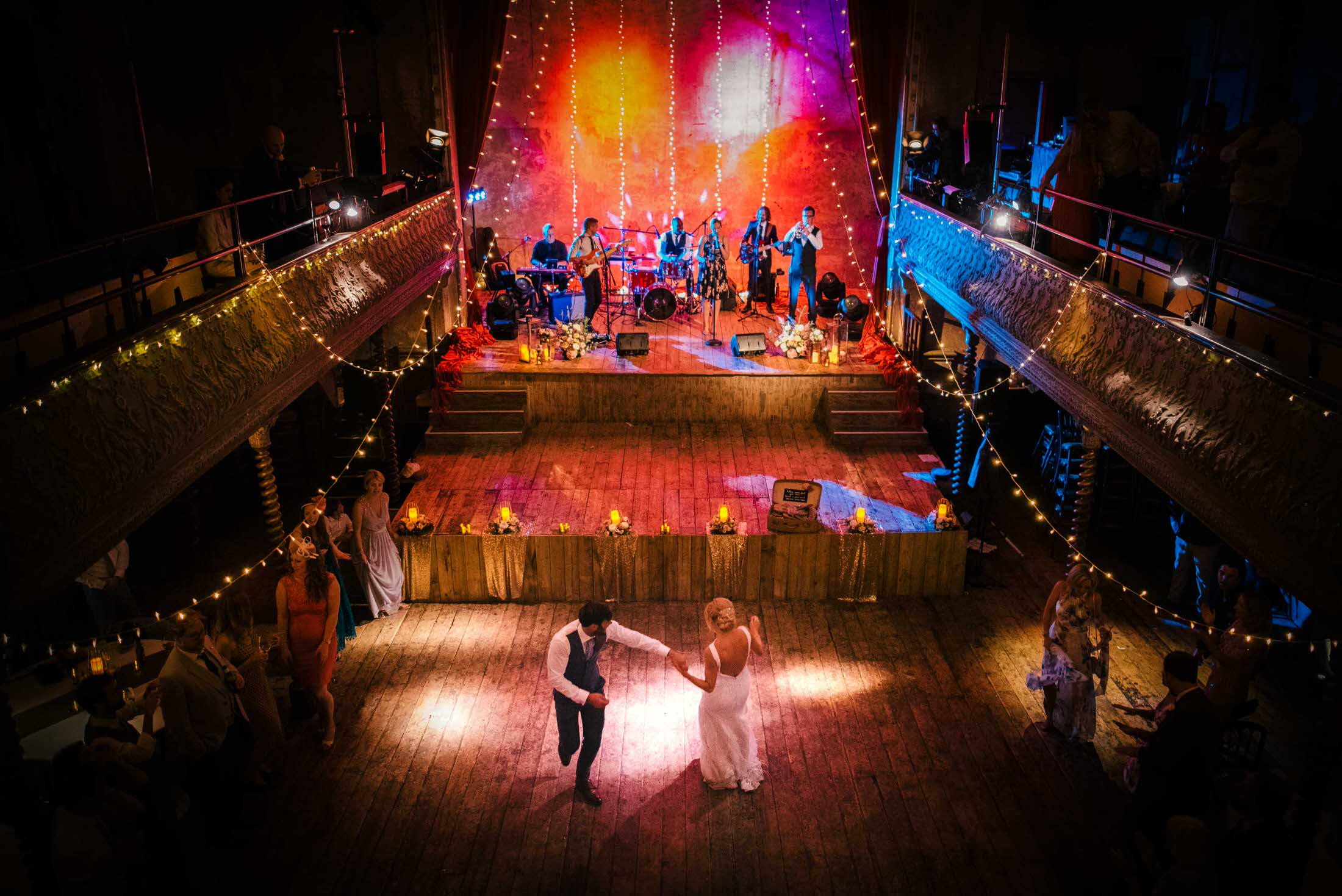 Wiltons Music Hall Wedding 01
