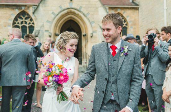 Garden Wedding Cheltenham