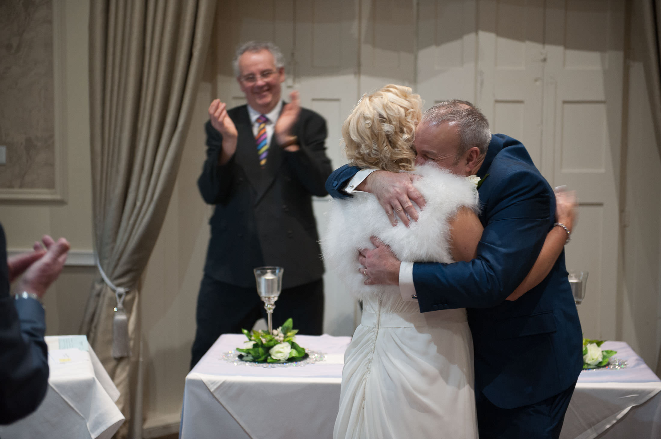 st andrews town hotel wedding