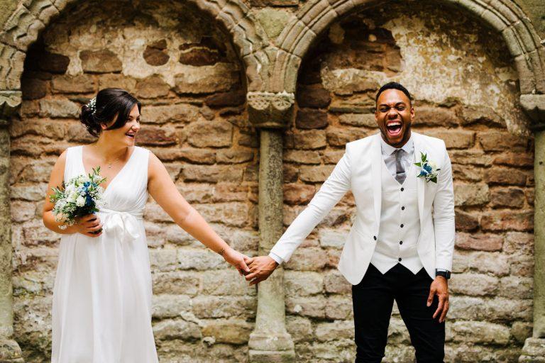 Ludlow Castle Wedding