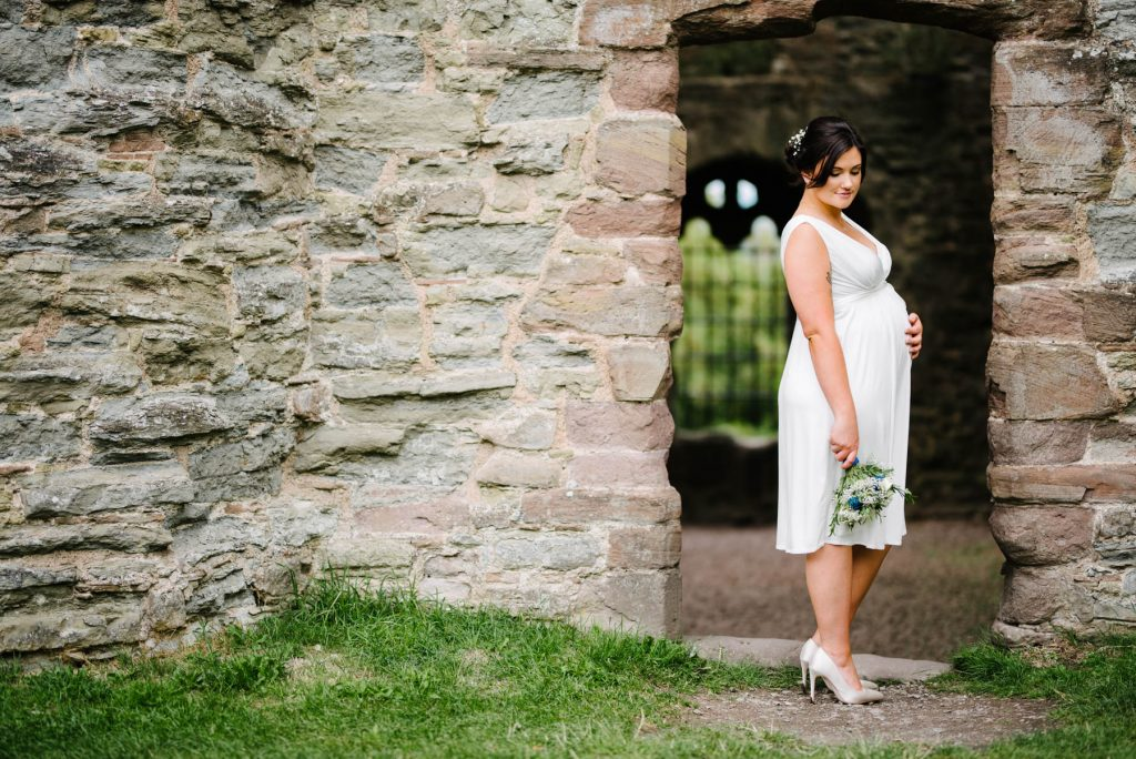 Ludlow Castle Wedding