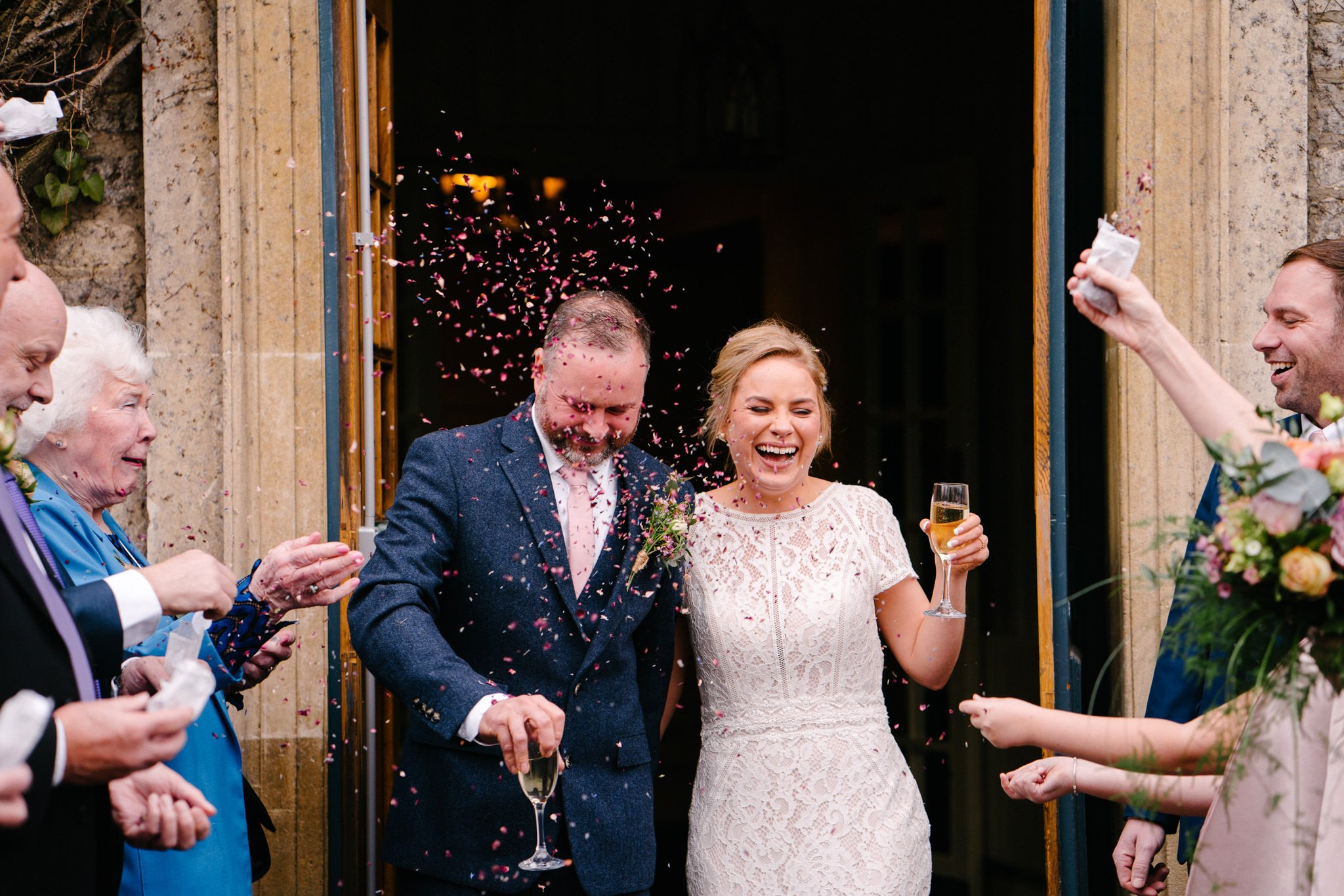The Swan Hotel Wedding