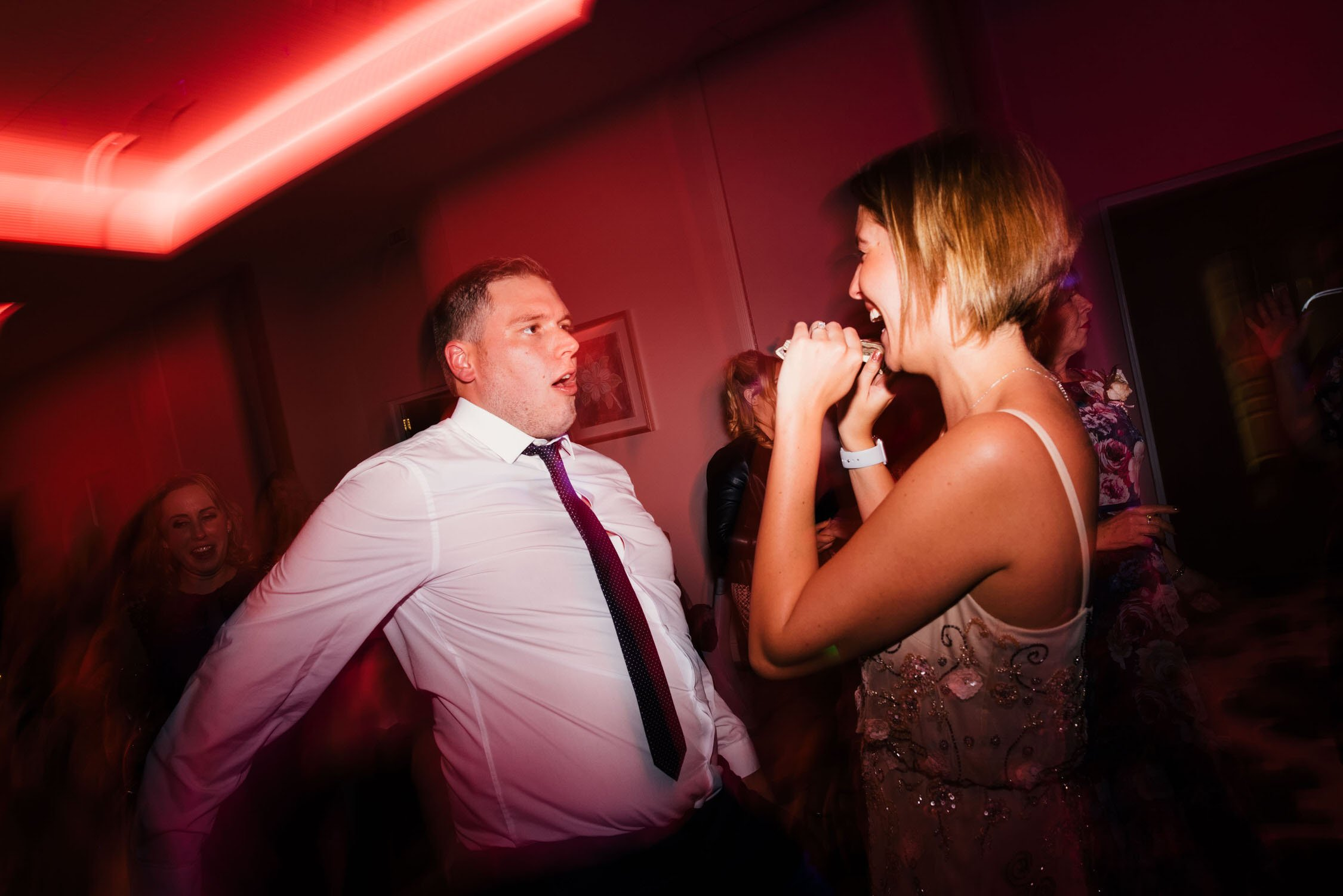 Tewkesbury Park Hotel Wedding