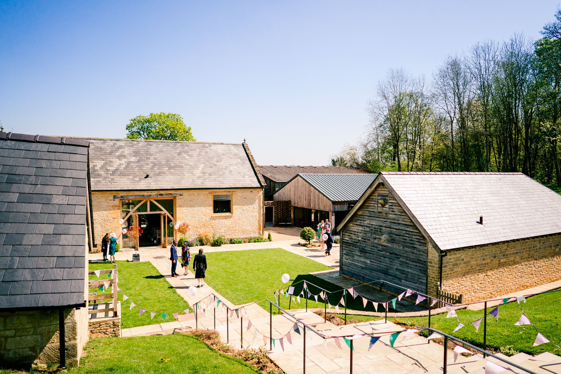 The Barn at Upcote