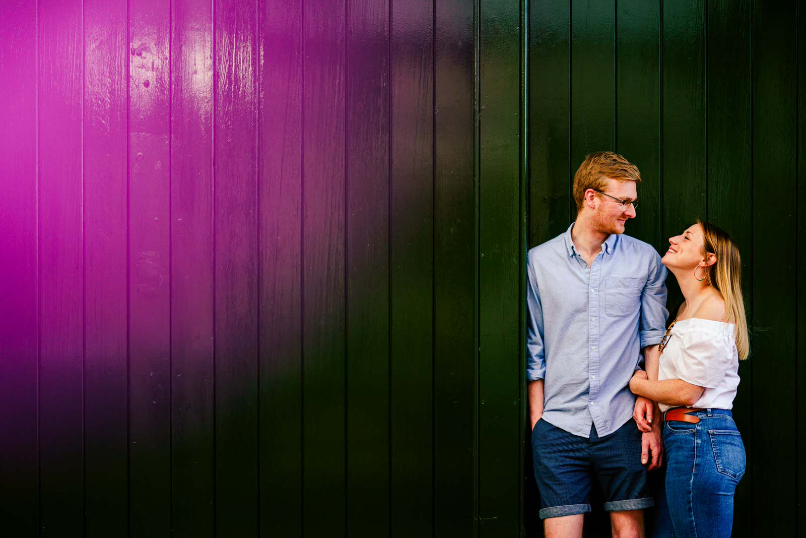 Ashton Court Engagement Shoot