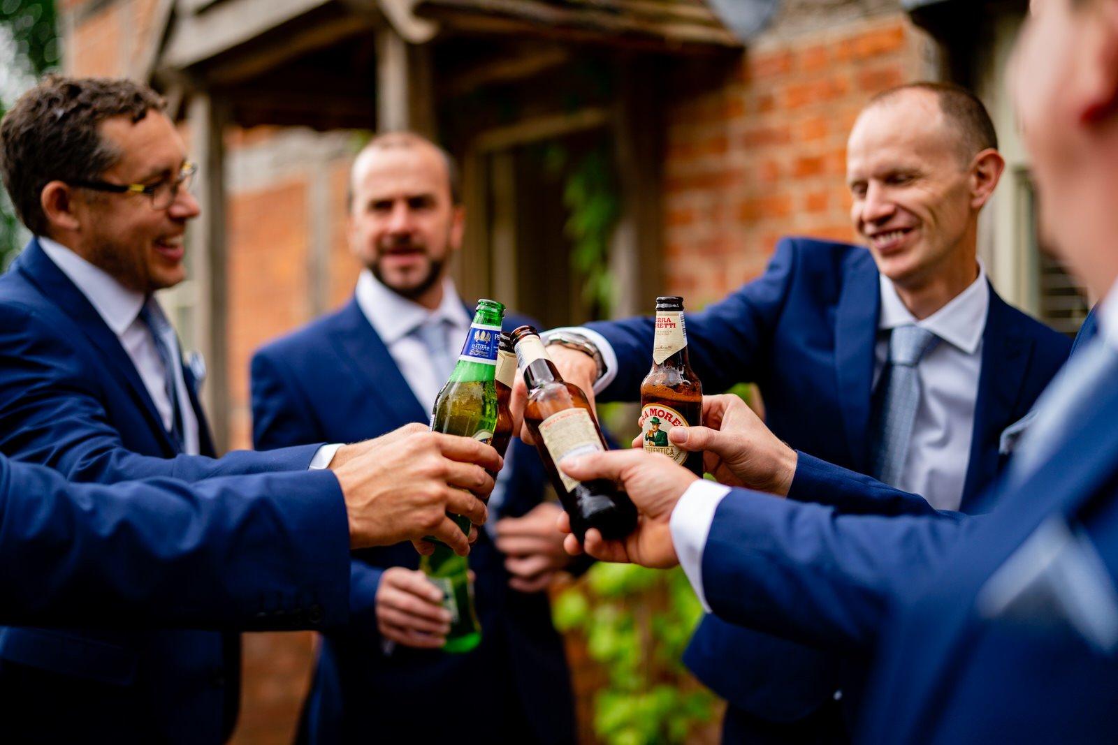 Brinsop Court Wedding
