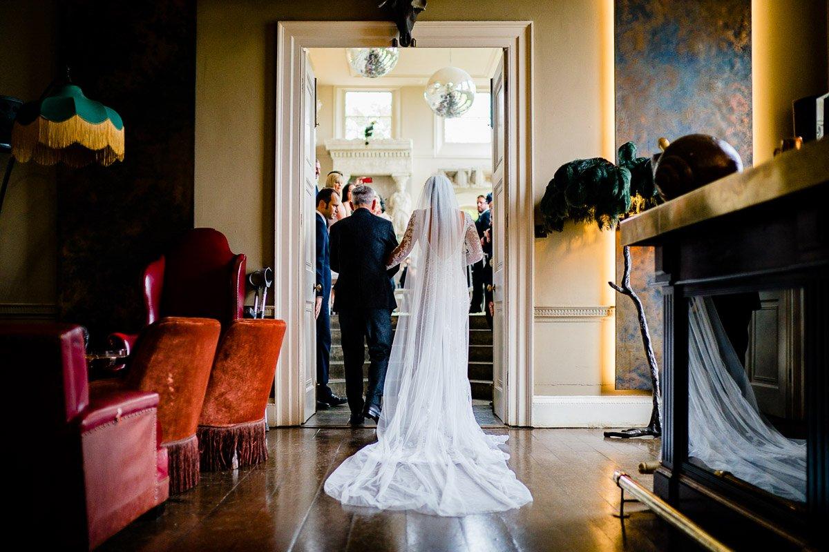 Aynhoe Park wedding photography