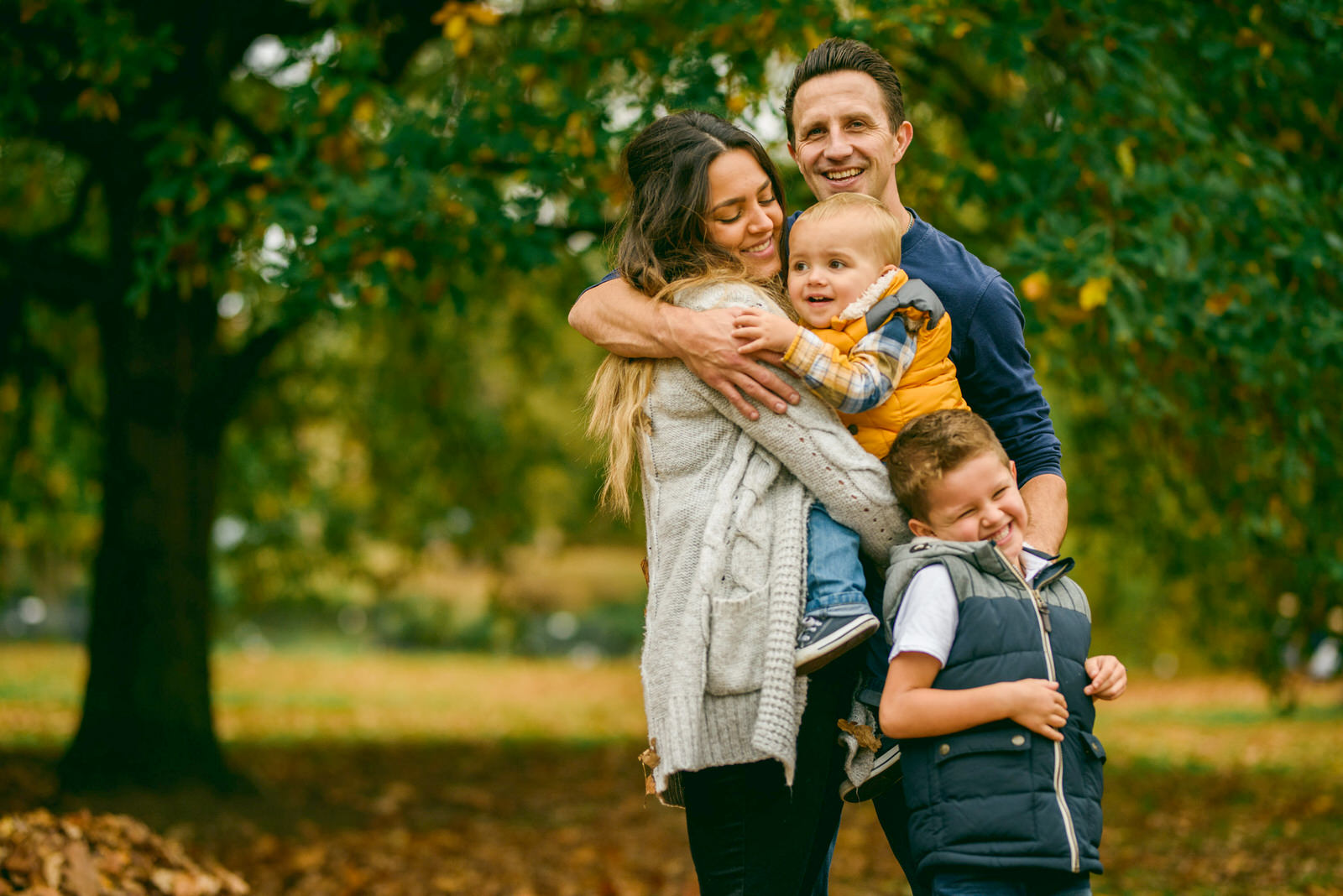 Cotswolds Family Photos